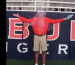 Gus Malzahn does ALS Ice Bucket Challenge, challenges Cam Newton