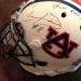 PHOTOS: Auburn legend Chris Davis' 2013 Iron Bowl helmet is going up for auction