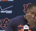 VIDEO: Cameron Artis-Payne jokes only defense can give Gus Malzahn hard time about breakdancing video