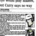 In 1989, Pat Dye was all about Auburn playing UAB if the Blazers fielded a football team; Alabama's Bill Curry said never