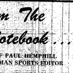 From The Notebook: Paul Hemphill (1936-2009)