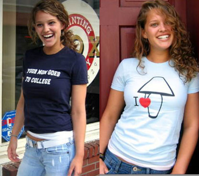 Banners High: Alice Fraasa, the SnorgTees Girl, on being ...