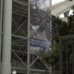Bo Knows Homage: More photos of new stadium banners.