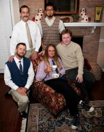 Auburn metal legends Hematovore have been bringining it since '92, yo.