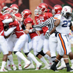 Arkansas (EVERYONE saw): Tigers can't afford mistakes