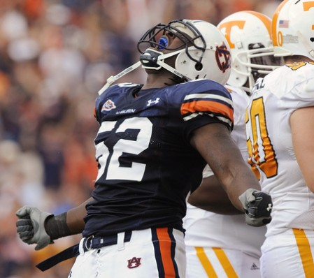 OK, maybe it would be more fair to put up a picture of the unanimous selection, but this is an Auburn blog, after all.