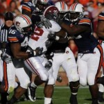 The Iron Bowl recap, half the first