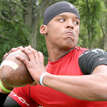 Google surveys the recruits: Cameron Newton