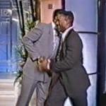 Bo tells Deion to put up or shut up, breaks Arsenio's finger over knee