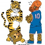 The Tiger With No Name vs. Rebel Adm. Ackbear?