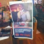 "Under Armour congratulates Cam ""Full Page Ad"" Newton on Heisman"