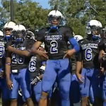 Old School Rap: Heisman Trophy winner Cam Newton rapping before a game at Blinn