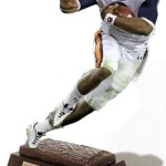 The Heisman's new design