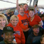 War Eagle Air: Three-hour delay turns Phoenix-bound plane into Auburn pep rally