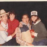 All In: Gene Chizik at the 1983 Chi Omega Fall Woodser