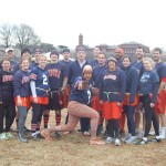 Metro Washington Auburn Club plays Oregon to 14-14 tie in 'DCS' Flag Football Championship