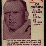 A Toast to Joe Childress
