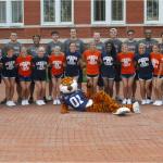 Meet, Look At Your New Auburn Cheerleaders