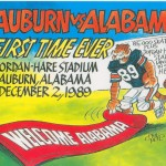 The Top Ten Auburn Games Played at Jordan-Hare, 1981-2000, Part 3: <i>First Time Ever</i>