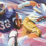 The Top Ten Auburn Games Played in Jordan-Hare, 1981-2000, Part 1