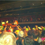 Aubie crowd surfs at Girl Talk, Lupe Fiasco concert [UPDATED with video]