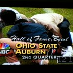 Fame Game: The Hit, Eric 'Ahmad Rashad' Ramsey, Bo Pelini, and other rewindable wonders of the 1990 Hall of Fame Bowl