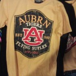 Crazy Auburn shirt spotted for sale in Thailand
