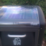 Solar-powered trash compactors spring up on Auburn campus