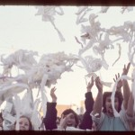 Never-before-seen COLOR photos of Toomer's Corner after Punt, Bama, Punt