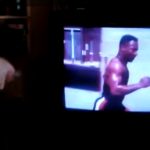 Danny Glover talks to Bo Jackson's commercial in Lethal Weapon 2