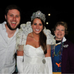 AU senior Betsy Davis defends Auburn during reign as Mystics of Time Queen in Mobile's Mardi Gras