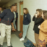 Big Man Back On Campus: Bo Jackson goes back to school