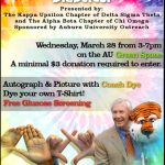 Beat Diabetes—Let Pat Dye tie-dye your T-shirt!