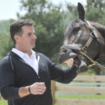 Under Armour CEO's racehorse is named Tiger Walk
