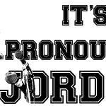 It's Pronounced Jordan scrimmages nude