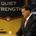 QUIET STRENGTH: Chizik guides a family