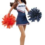 Mattel Releases Auburn University Barbie Doll