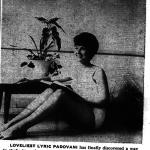 Loveliest of the Plains—Lyric Padovani