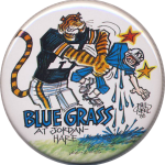 A complete set of 1988 Phil Neel's Auburn pinback buttons (and a few from '87)