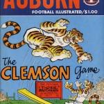 Hold (Off On Naming) That Tiger: Aubie wasn't 'Aubie' until the 1969 Clemson game