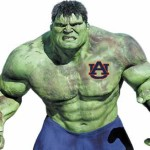 THERE WILL BE SMASH: @AUBURNHULK PREVIEWS THE 2012 FOOTBALL SEASON