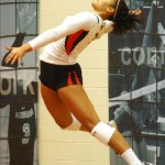 Auburn volleyball opens the 2012 season, ya dig?