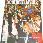 Auburn featured on the cover of the September 1968 issue of Southern Living Magazine
