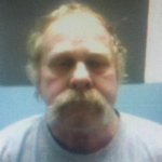 Mugshot of Harvey Updyke taken after Sept. 18 arrest in Louisiana