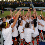 Auburn soccer gears up for SEC tournament match against Tennessee today