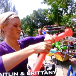 Ice Ice Baby: Amazing Racers Caitlin King and Brittany Fletcher keep their cool in Indonesia