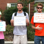 Why Care? Auburn students' social media campaign against hunger goes international