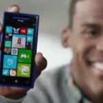 Cam Newton in new Windows Phone 8 commercial