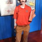 Here's your first Brian VanGorder Halloween costume