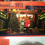 Gene Chizik is Mr. December in the Aubie 2013 calendar